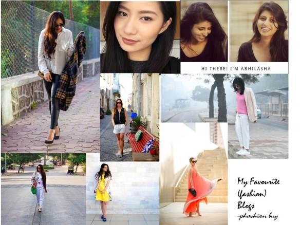 list 1Fav blogs